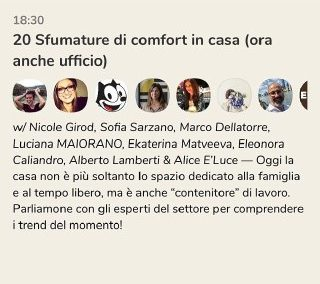 20 sfumature di comfort in casa