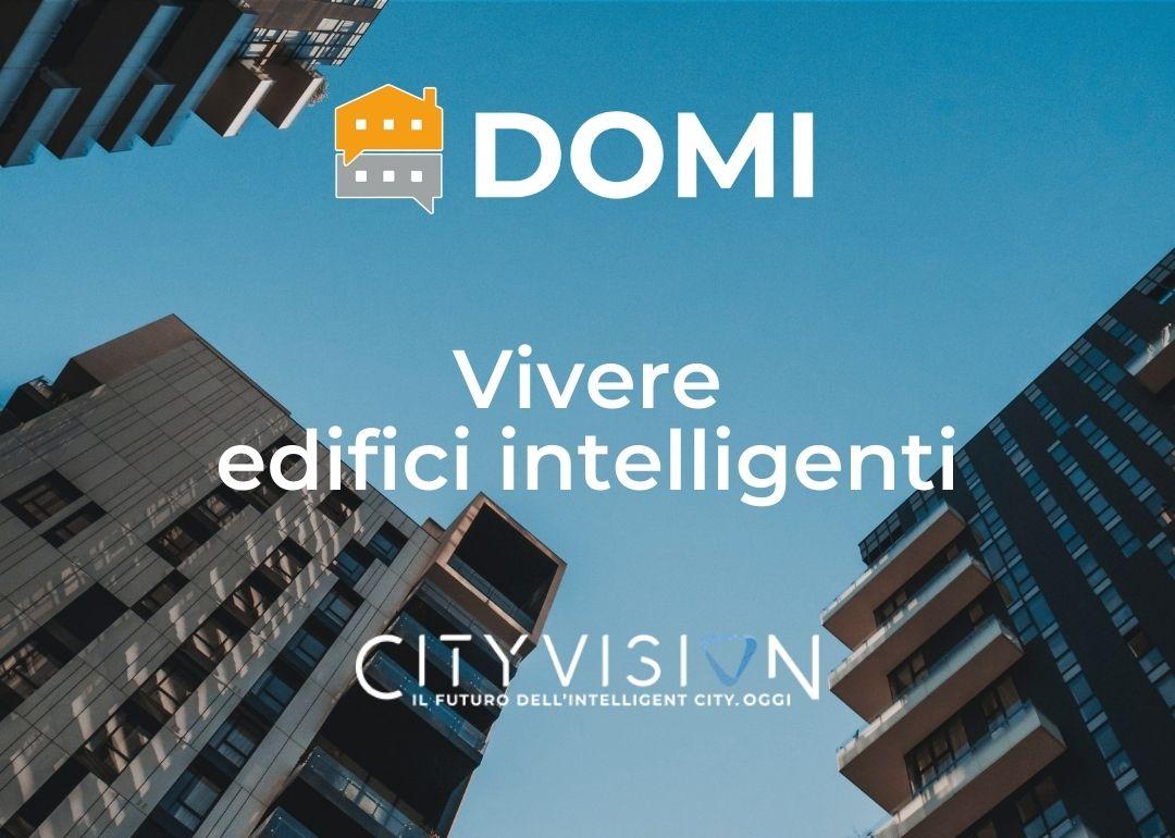 """""""Vivere edifici intelligenti"""" Evento City Vision – Video"""